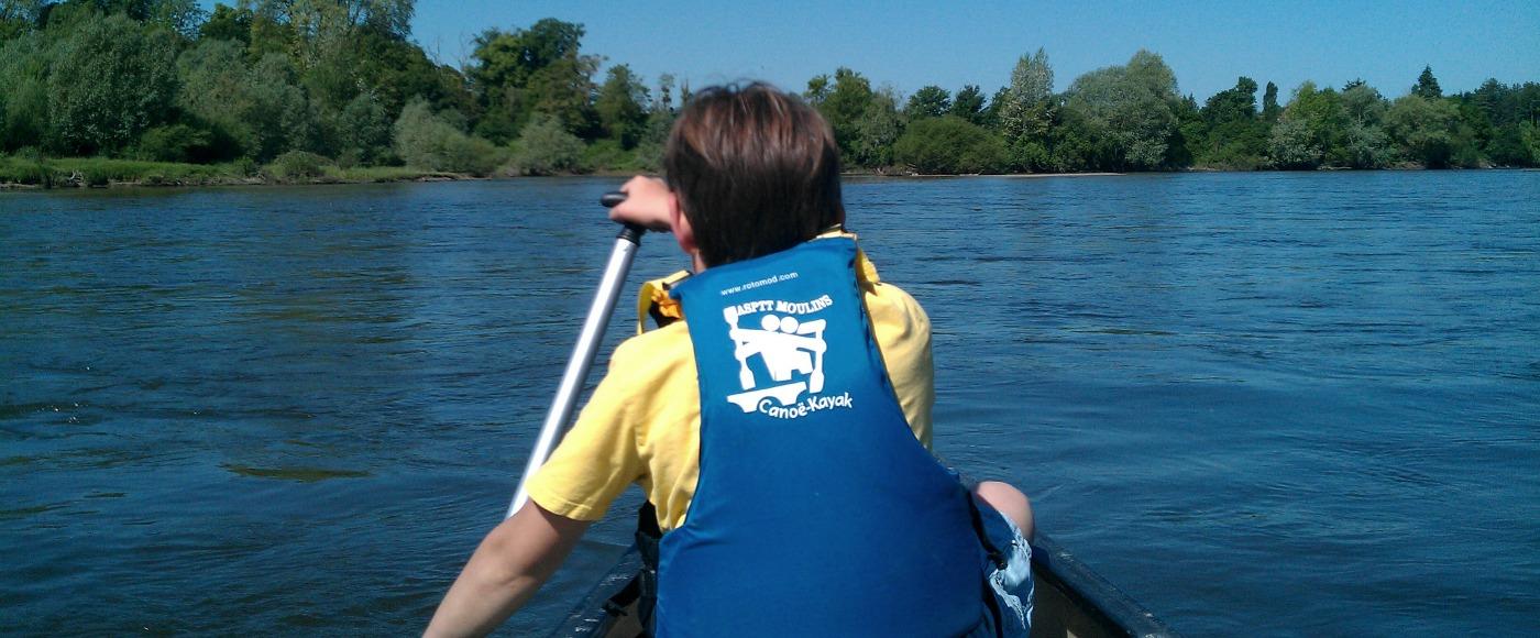 Cano kayak office de tourisme de moulins en pays bourbon - Office de tourisme moulins ...