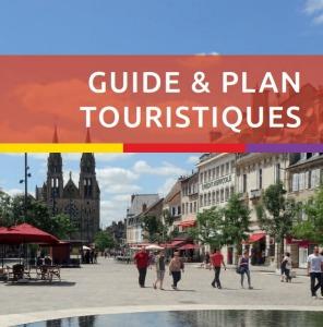 Les brochures office de tourisme de moulins en pays bourbon - Office de tourisme moulins ...