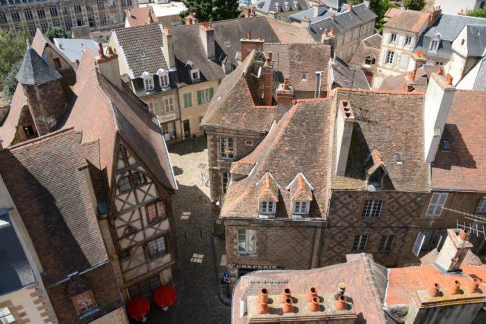 Auvergne-Allier-Moulins-Quartier Historique JMT043