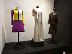 Exposition Souvigny - Couture de la crinoline à Courrèges