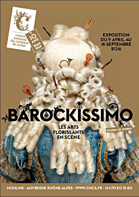 affiche Barockissimo