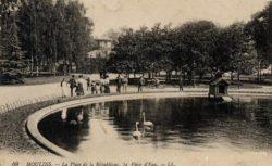 Moulins jardin gare + rotonde