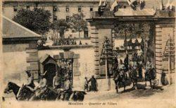 Caserne Villars de Moulins