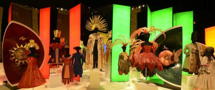 Exposition Barockissimo les Arts Florissants en Scène. Copyright: Jean-Marc TEISSONNIER