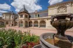 Pavillon Anne de Beaujeu à Moulins © Luc Olivier / CDT 03