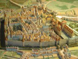 Maquettes et plans reliefs de Moulins à Citévolution