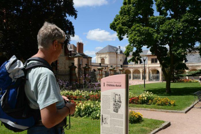 Circuit historique à Moulins