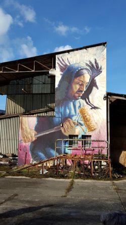Street Art City - Lurcy-Lévis - France