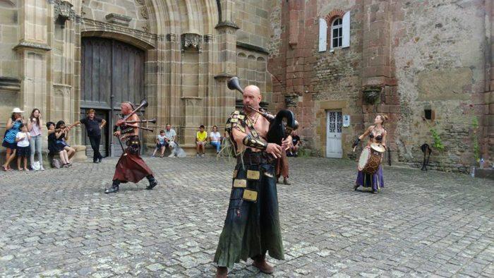 La foire médiévale de Souvigny !