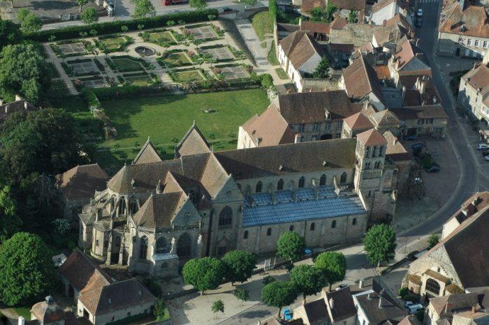 Ensemble prieural de Souvigny
