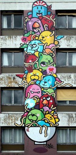 PEC street art city