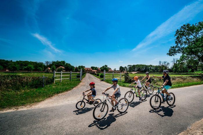 Vélo Moulins famille