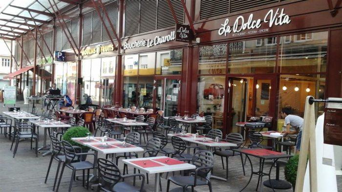 Restaurant la dolce vita office de tourisme de moulins en pays bourbon - Office de tourisme moulins ...