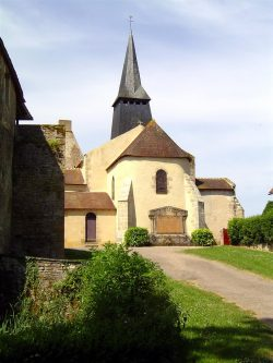 Glise saint aignan office de tourisme de moulins en pays bourbon - Office de tourisme saint aignan ...